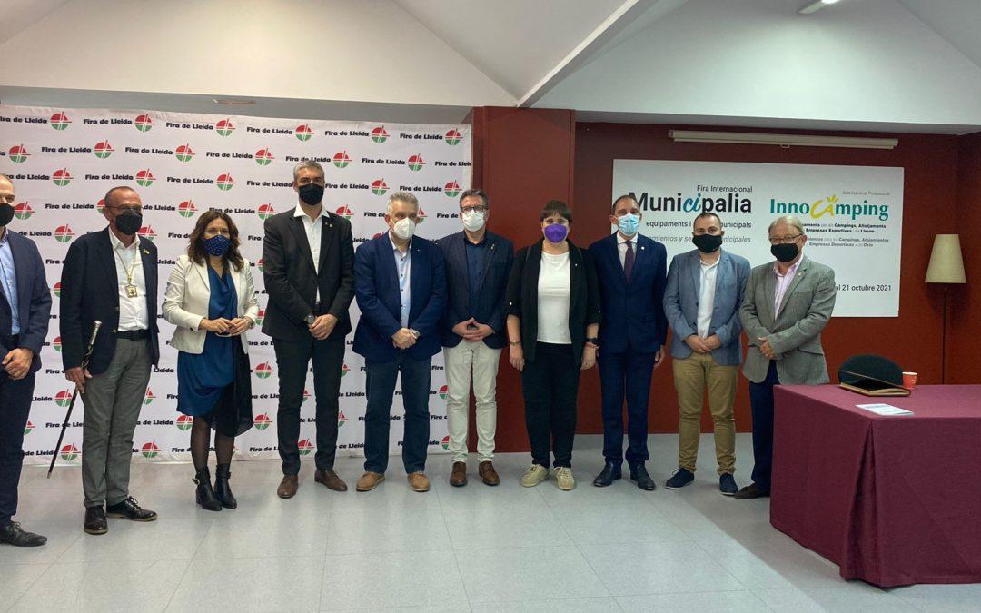 Municipàlia rep visitants professionals de tot l'Estat i de 23 països